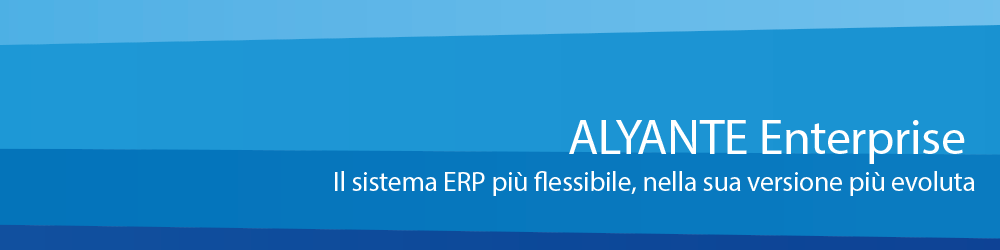 ERP Alyante Enterprise